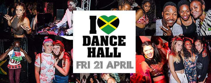 I Love Dancehall (Melbourne)