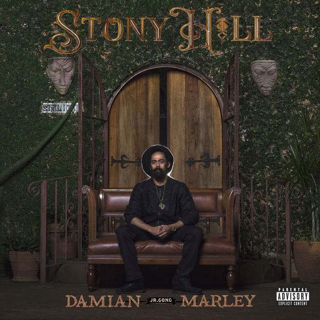 "Stony Hill by Damian ""Jr. Gong"" Marley"
