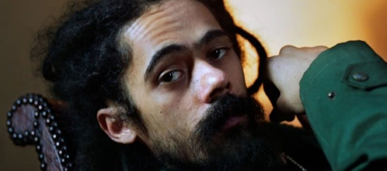Stoney Hill by Damian Marley