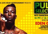 Pull up selector #25 (90's Dancehall Badman style)