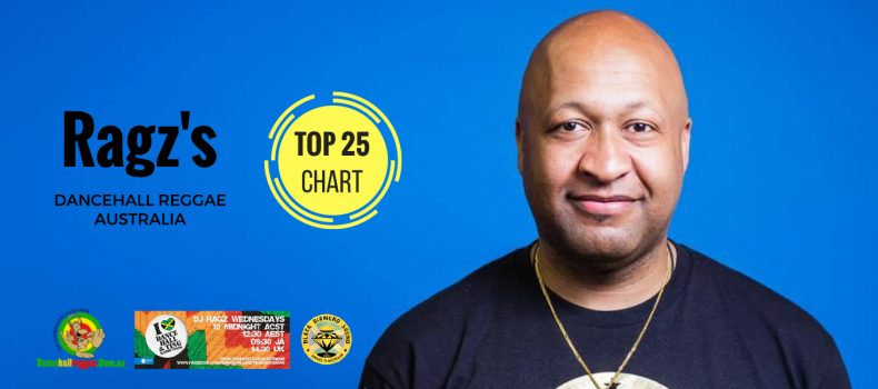 Australia's first music chart dedicated to Dancehall and Reggae
