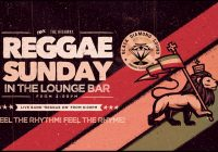 Reggae Sunday @ The Highway Hotel