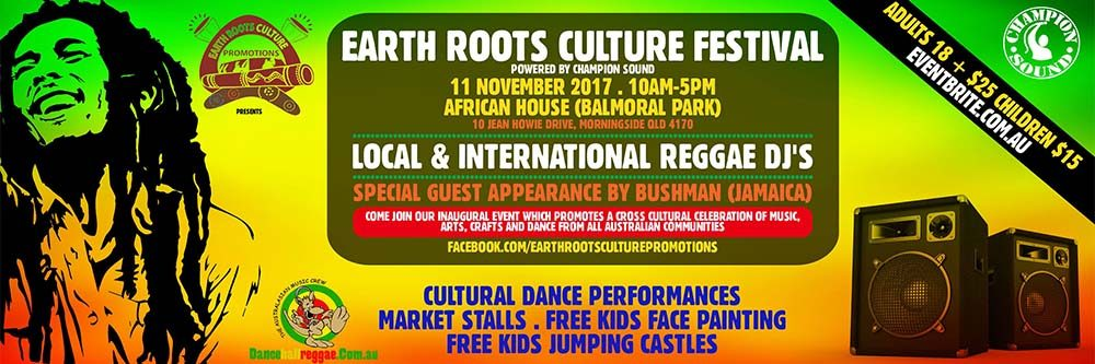 Earth Roots Culture Festival 2017