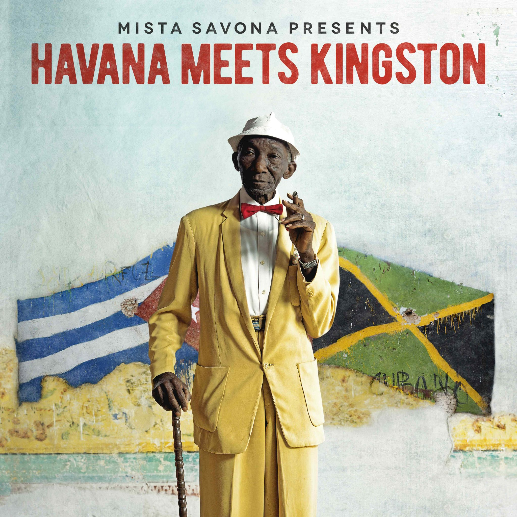Mista Savona – Havana Meets Kingston