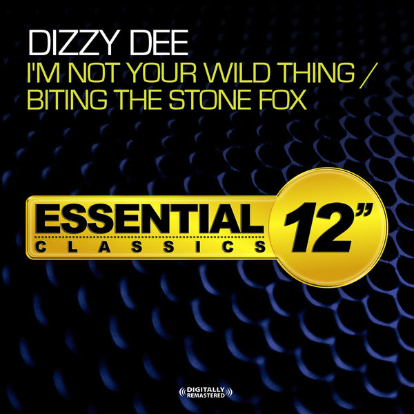 Dizzy Dee – I'm Not Your Wild Thing