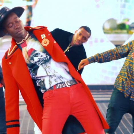 Chi Ching Ching – Rock Di World ft. Fatman Scoop, Patoranking, Stonebwoy