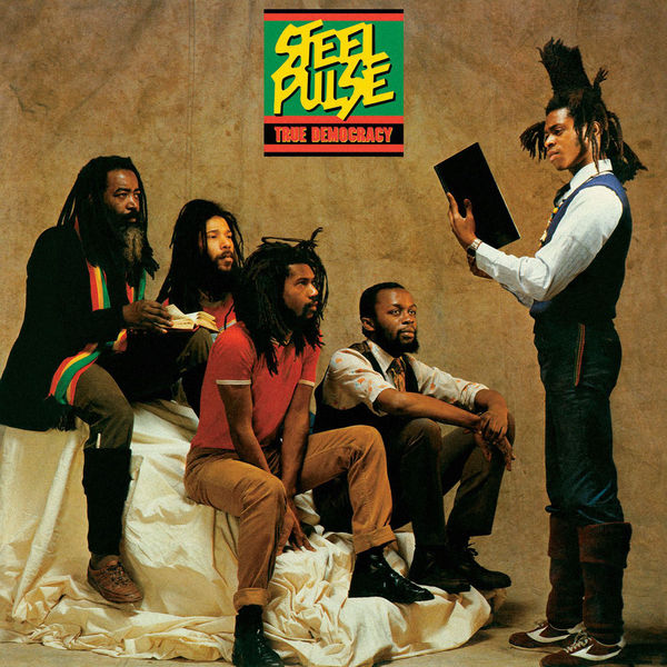 Steel Pulse – Chant a Psalm