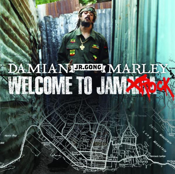 "Damian ""Jr. Gong"" Marley – All Night"