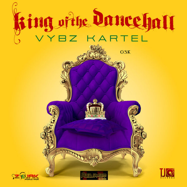 Vybz Kartel – Open up di Door