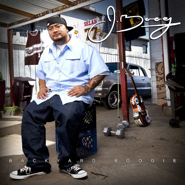 J Boog – Let It Blaze