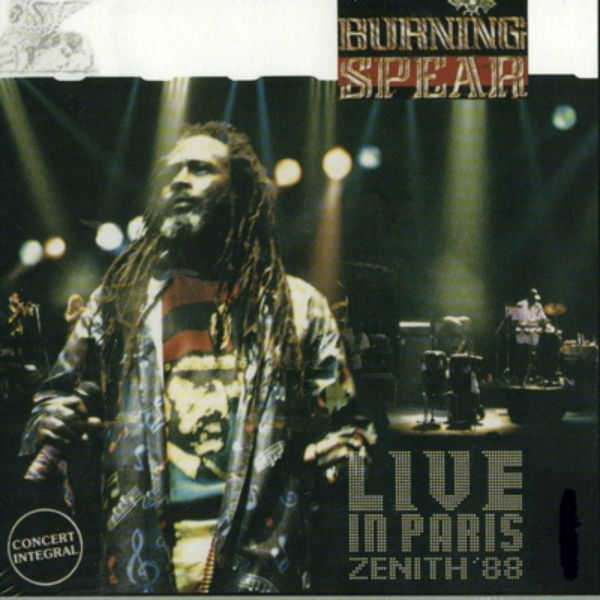 Burning Spear – Spear Burning