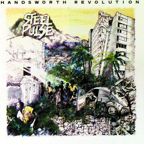 Steel Pulse – Handsworth Revolution