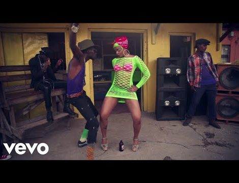 Mr Easy – Bashment Gal (Official Music Video)