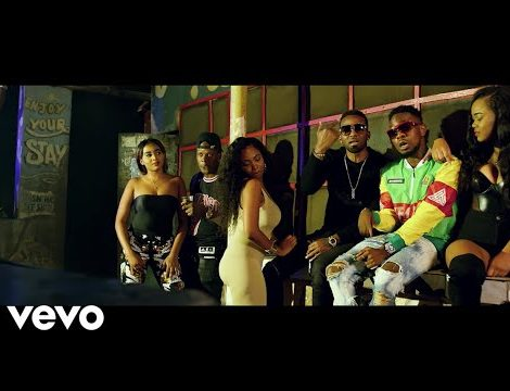 Patoranking – Daniella Whine [Official Remix Video] ft. Elephant Man, Konshens
