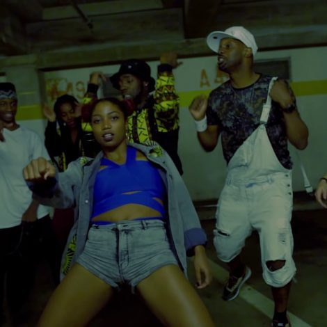 Konshens – React feat. Dj Mathematic {official music video}