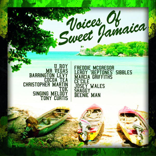Shaggy, Josey Wales, Mr. Vegas, Barrington Levy, U-Roy, Beenie Man, T.O.K., Cocoa Tea, Marcia Griffiths, Singing Melody, Tony Curtis, Ce'Cile, Christopher Martin, Leroy Sibbles & Freddie McGregor – The Voices of Sweet Jamaica (All Star Remix)