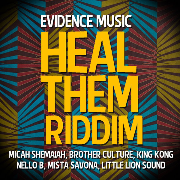 Little Lion Sound & Mista Savona – Heal Them Riddim (Instrumental)