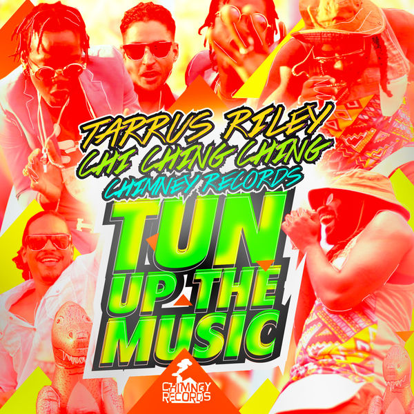 Tarrus Riley – Tun Up the Music
