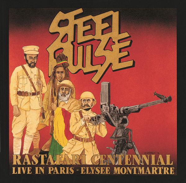 Steel Pulse – Ravers (Includes Dungeons)