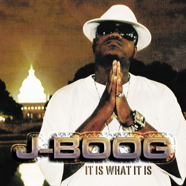 J-Boog – Watch What You Say