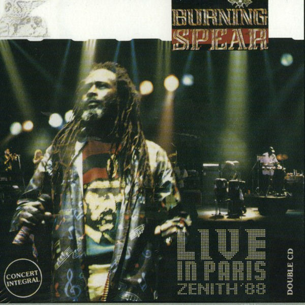 Burning Spear – The Wilderness