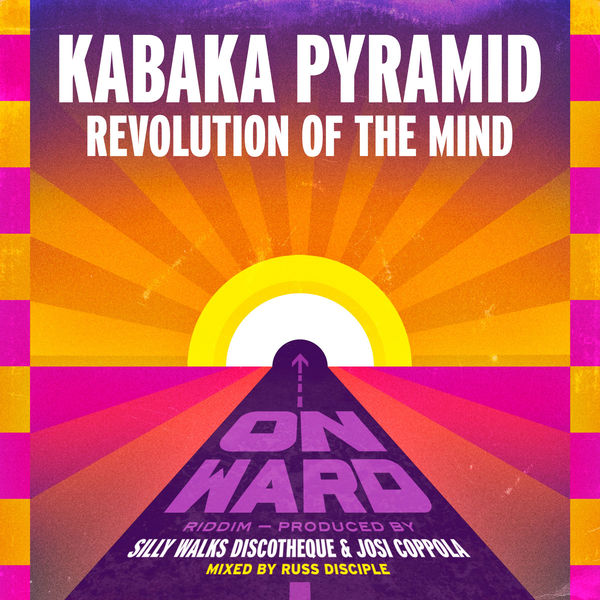 Kabaka Pyramid – Revolution of the Mind (Russ Disciple Dub Mix)