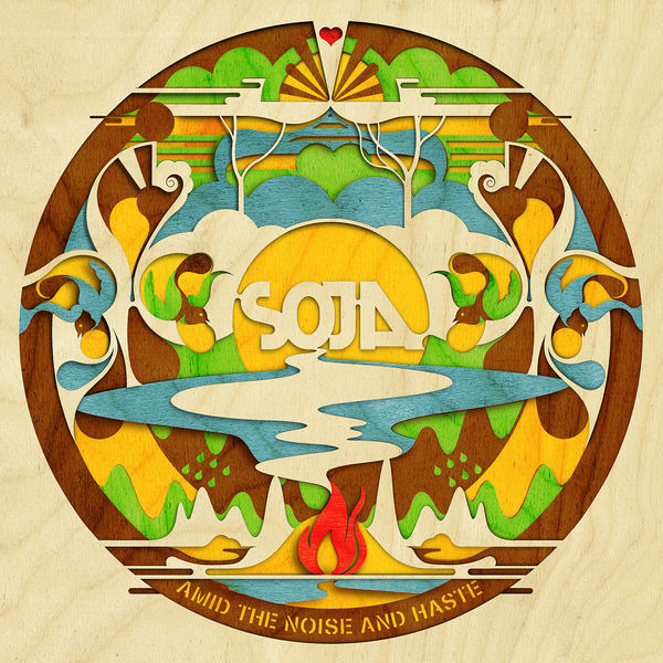 SOJA – Shadow (feat. Trevor Young)