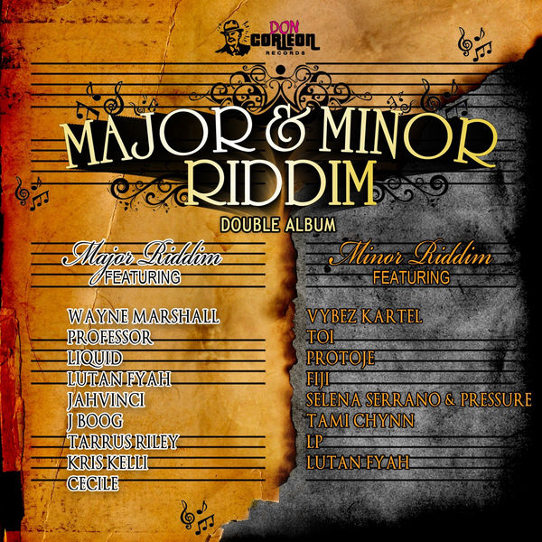 J Boog – Let's Do It Again (Major Riddim)