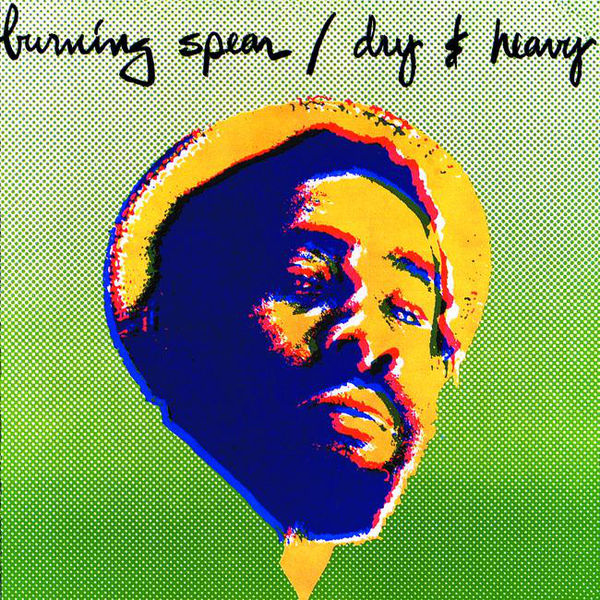Burning Spear – Black Disciples