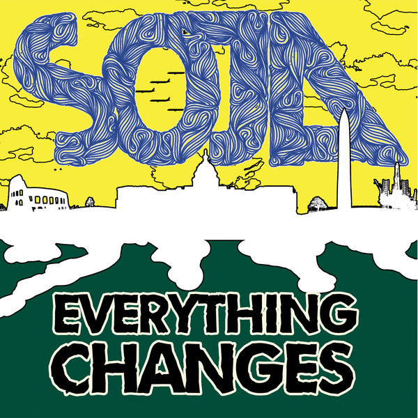 SOJA – Nothing Ever Changes (feat. Gentleman from Germany)