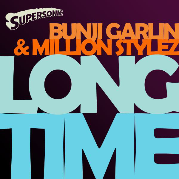 Bunji Garlin & Million Stylez – Long Time (Instrumental)
