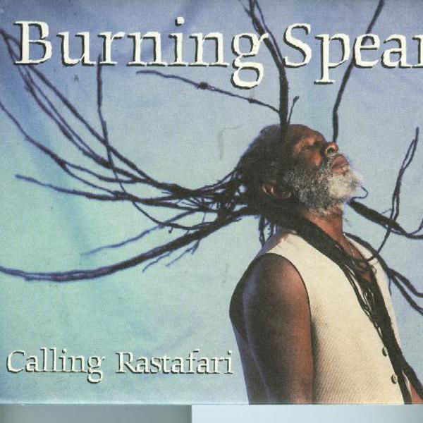 Burning Spear – Holy Man (Extended Mix)