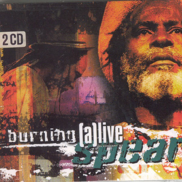 Burning Spear – Burning Reggae