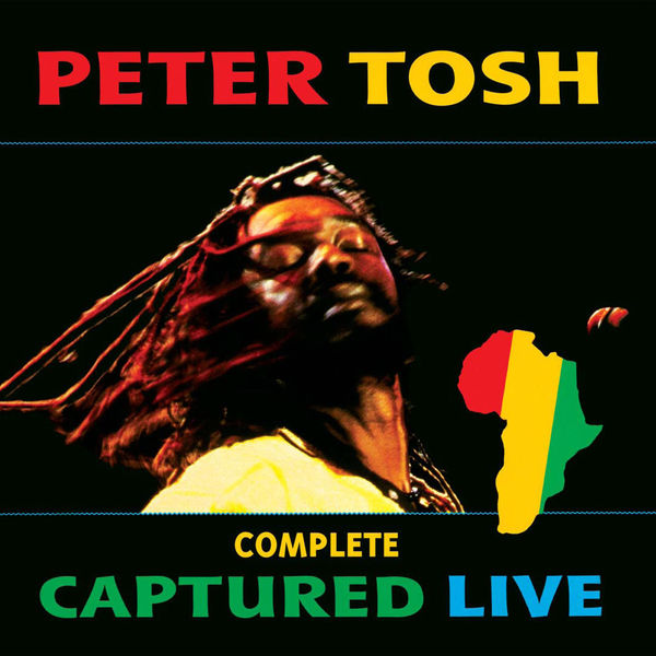 Peter Tosh – Glass House (Live)