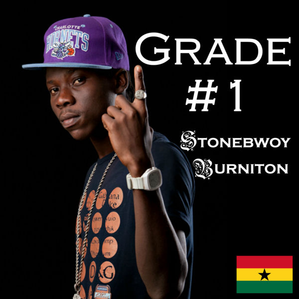 Stonebwoy Burniton – Rate Race