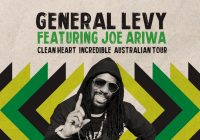 General Levy @ The Grand Poobah