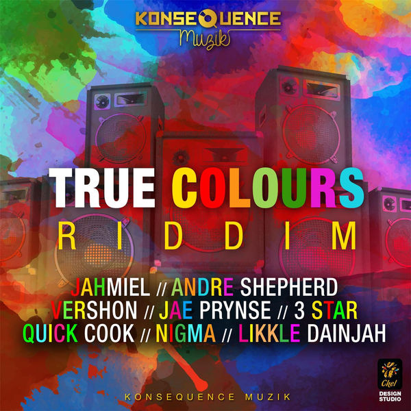 Jahmiel – True Colours