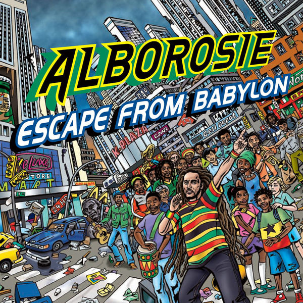Alborosie – Operation Uppsala