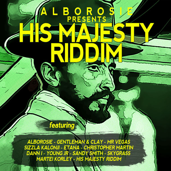 Alborosie – The Majesty Riddim