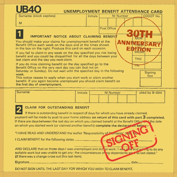 UB40 – Strange Fruit (2010 Remaster)