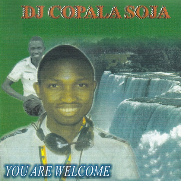Dj Copala Soja – You Are Welcome Instrumental