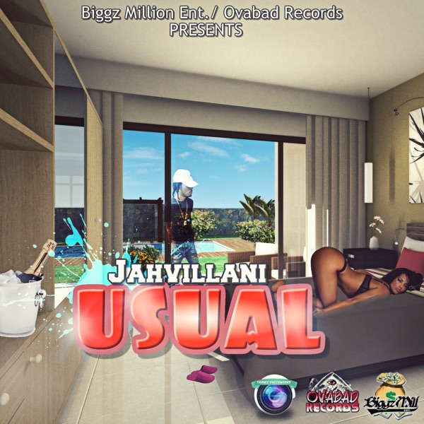 Jahvillani – Usual – Single