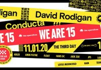 WE ARE 15 Feat. David Rodigan & Conducta