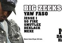 I Love Dancehall feat Big Zeeks (UK)