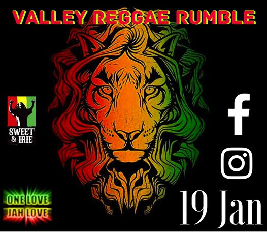 Reggae Rumble Valley Vibrations