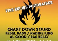 More Fire reggae dancehall session #215 (fire relief fundraiser)