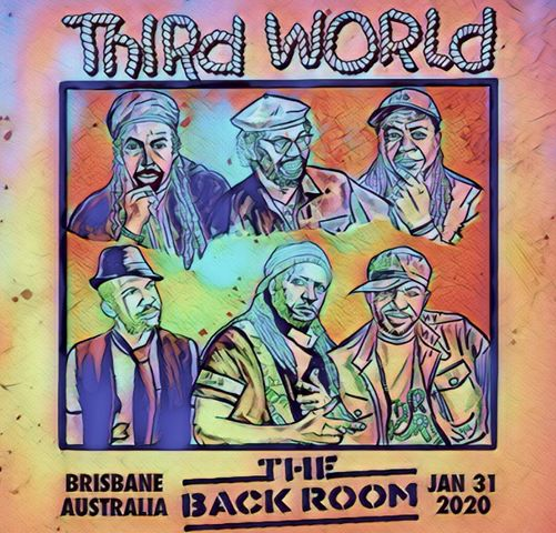 Third World in The Back Room | Brisbane