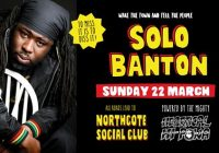 Solo Banton Live and Loud