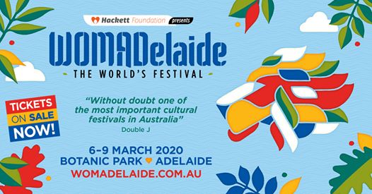 WOMADelaide 2020