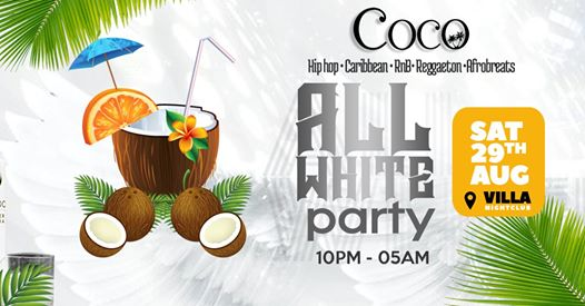 Coco White Party | Villa